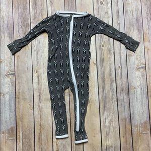 Kickee Pants Pajama Coverall